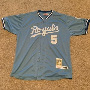 Cooperstown Collection George Brett Royals Jersey